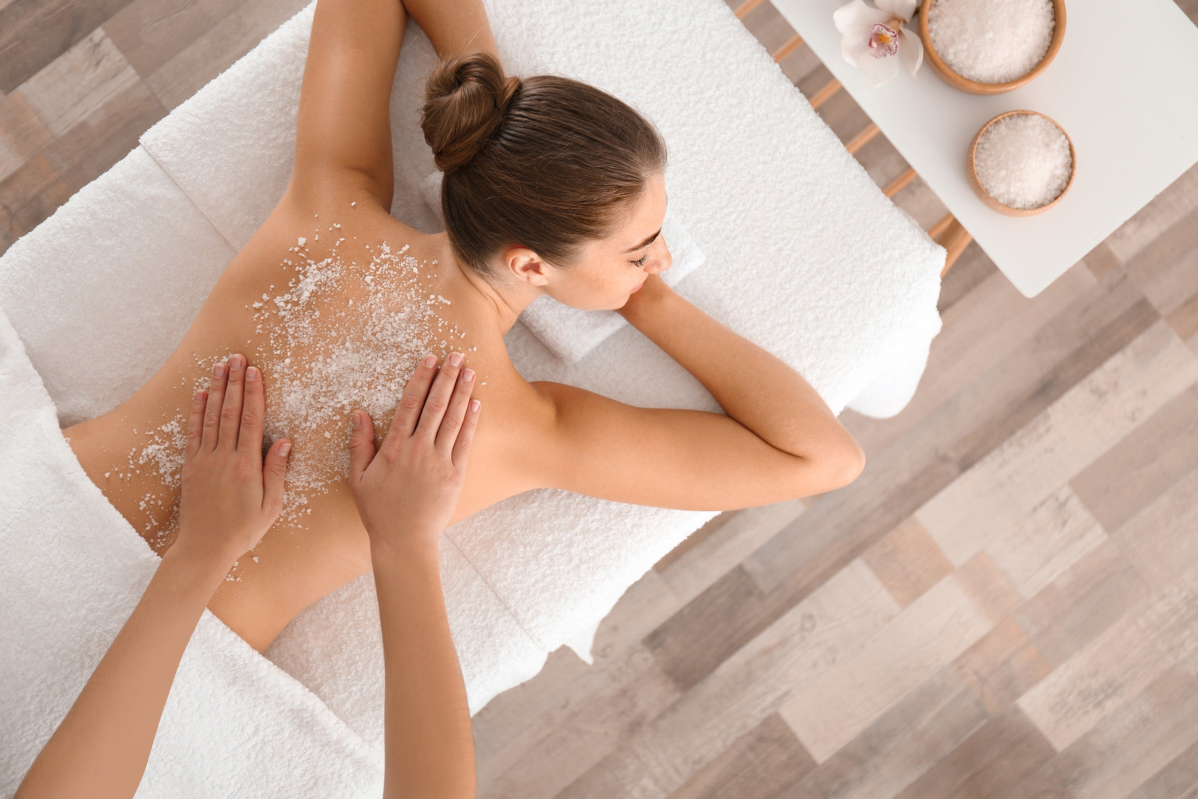 Reward yourself with something like a weekend getaway or trip to the spa.