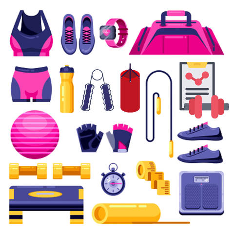 Exercise & Fitness Accessories