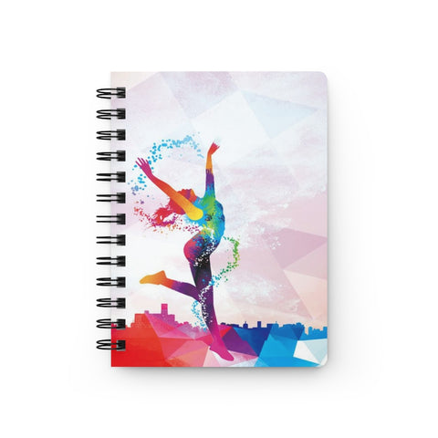 Happy Holi Hai Spiral Bound Journal