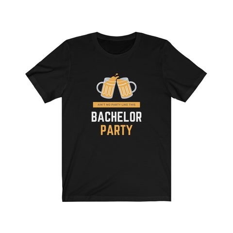 The Bachelor Unisex Jersey Short Sleeve Tee