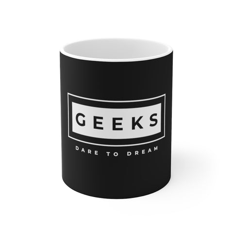 GEEKS Ceramic Mug 11oz