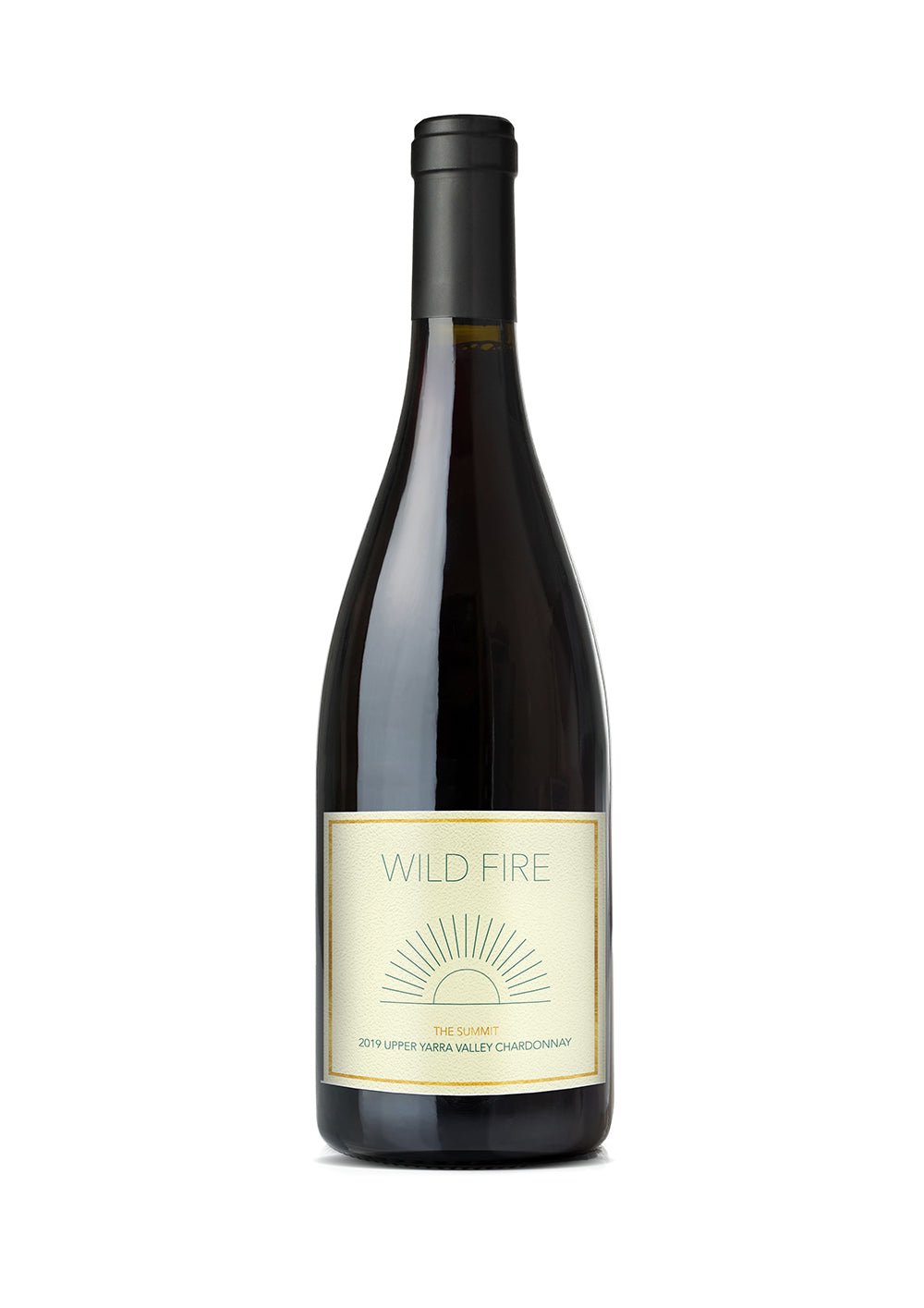 The 2019 Summit Upper Yarra Valley Chardonnay from Wild Fire Wines.