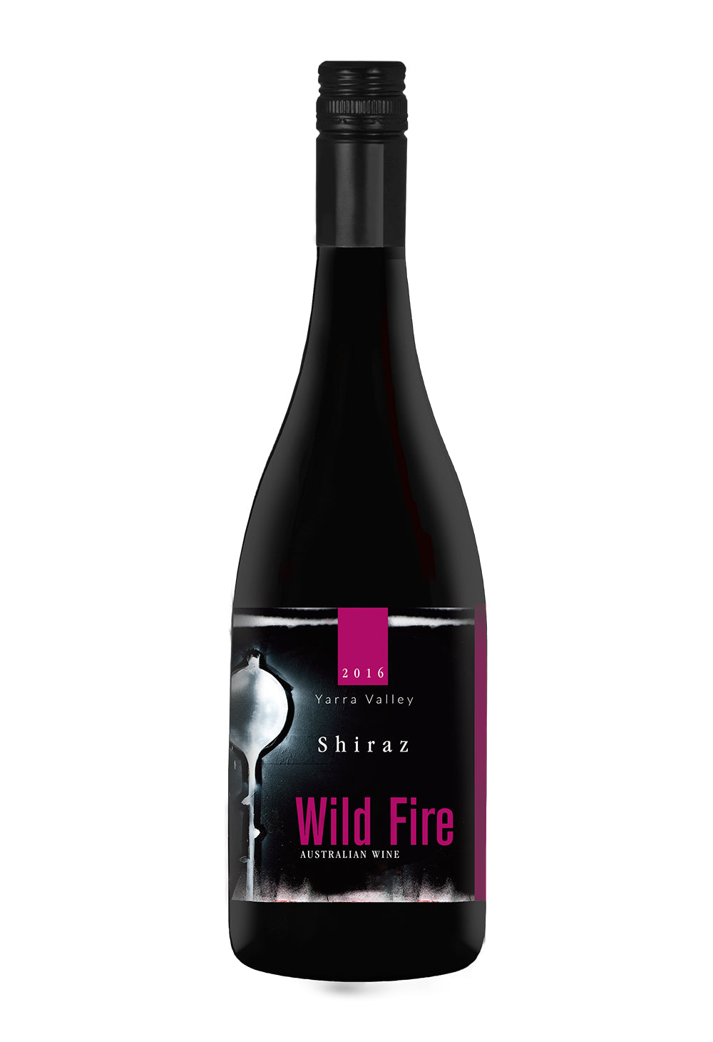 Wild Fire Yarra Valley Shiraz 2016