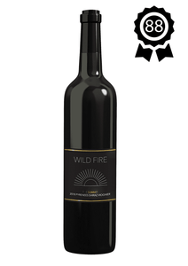 The Wild Fire Wines Summit Shiraz Viognier.