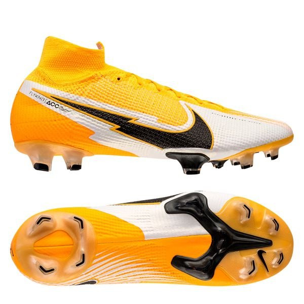 Mercurial Superfly 7 Elite FG Daybreak - Orange/Noir/Blanc