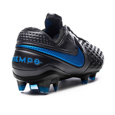 Tiempo Legend 8 Elite FG Under The Radar - Bleu Foncé/Noir