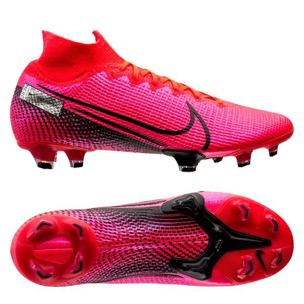 Mercurial Superfly 7 Elite FG Future Lab - Rose/Noir