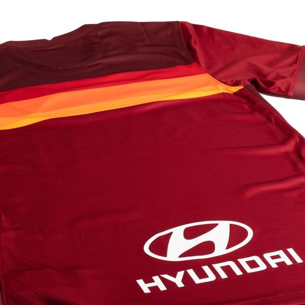 AS Roma Maillot Domicile 2020/21
