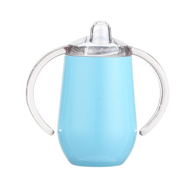 10oz Sippy Tumbler with Handles