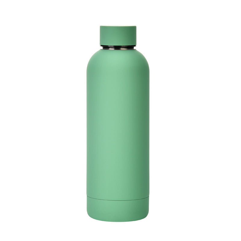 Matte Stainless Steel Water Bottle
