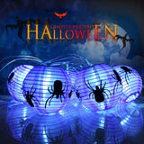 220cm Sprider String Lights Halloween Decoration - Halo Toys & Electronics