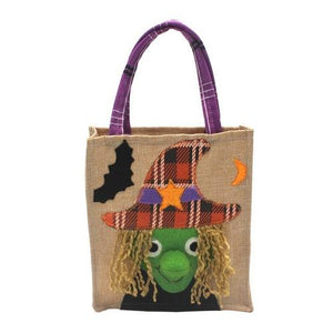Halloween Cute Witches Candy Bag Packaging - Halo Toys & Electronics