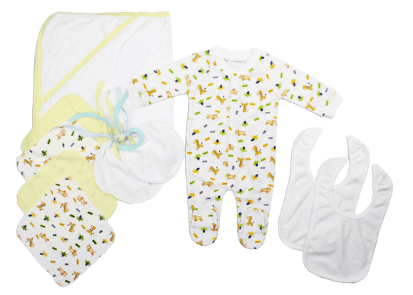 Newborn 11 Piece Layette Set - Halo Toys & Electronics