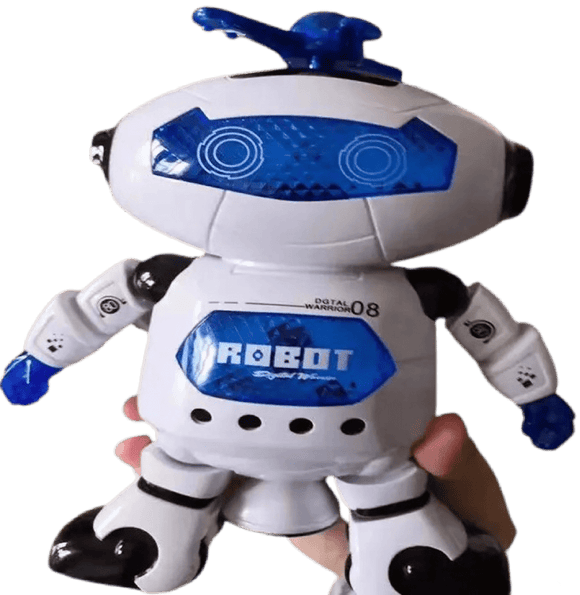 Cool New Musical Dancing Kids Toy Smart Robot - Halo Toys & Electronics