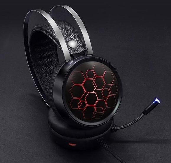 Noise Canceling Glowing Gaming Headset +FREE SHIPPING - Halo Toys & Electronics