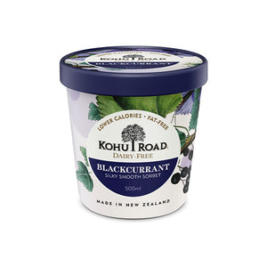 Kohu Road Blackcurrant Sorbet