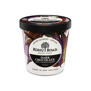 Kohu Road Dark Chocolate Sorbet 500ml