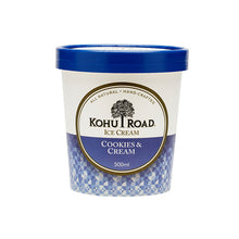 Load image into Gallery viewer, Kohu Road Cookies and Cream Ice Cream 500ml