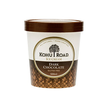 Load image into Gallery viewer, Kohu Road Dark Chocolate Ice Cream 500ml