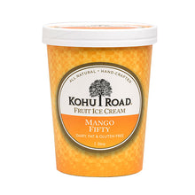 Load image into Gallery viewer, Kohu Road Mango Sorbet 1L