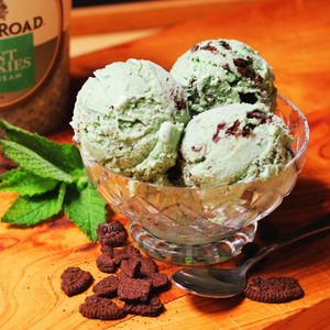 Mint Cookies Ice Cream