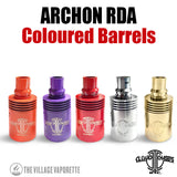 CCI Archon Coloured Barrels. The Village Vaporette.