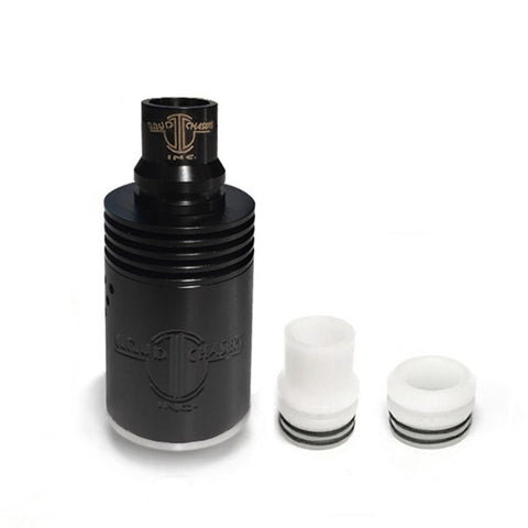 CCI Archon RDA, black. The Village Vaporette.