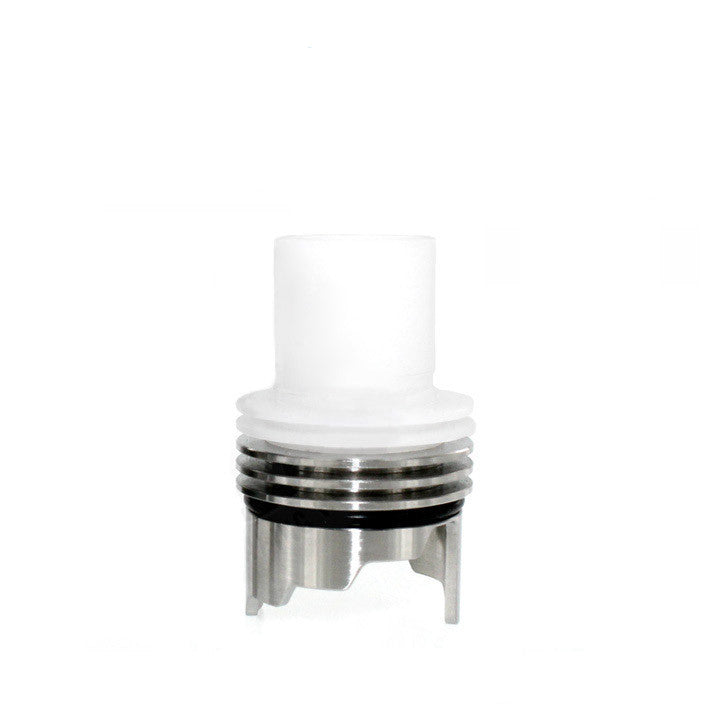 CCI Archon Cloudy Cap, white. The Village Vaporette.