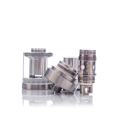 Eleaf iStick PICO 75W Temp Control Starter Kit, Melo III tank parts. The Village Vaporette.