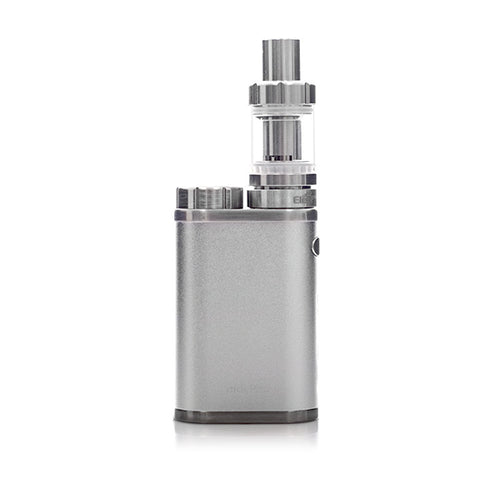 Eleaf iStick PICO 75W Temp Control Starter Kit, silver. The Village Vaporette.