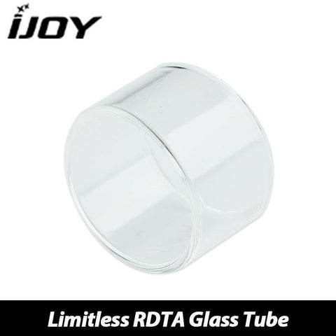 Limitless RDTA replacement glass