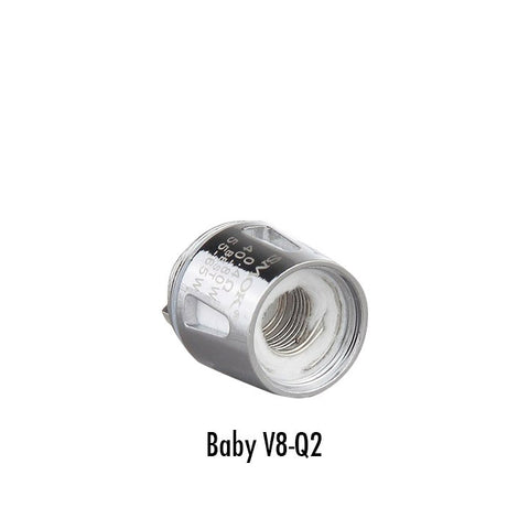 SMOK Baby Coils V8-Q2. The Village Vaporette.