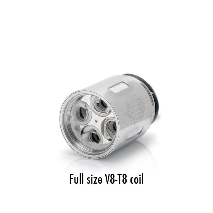 Smok Full Size TFV8 replacement coils, V8-T8. The Village Vaporette.