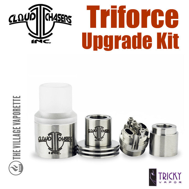 Triforce Upgrade Kit. The Village Vaporette.