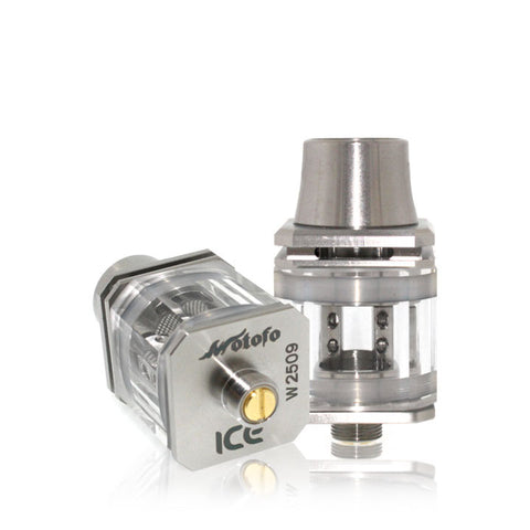Wotofo ICE Cubed RDA. The Village Vaporette.