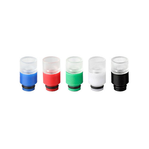 Acrylic Detachable drip tips