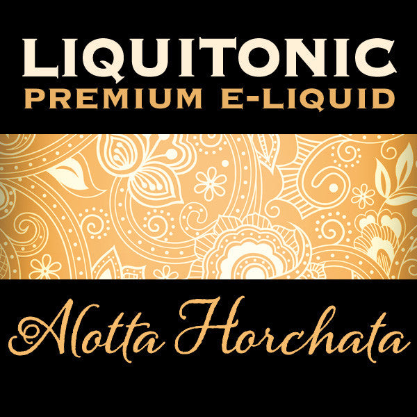 Alotta Horchata by Liquitonic. The Village Vaporette.
