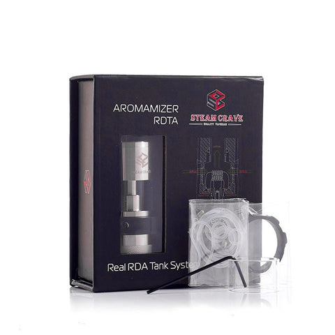 Aromamizer RDTA V1 by Steam Crave