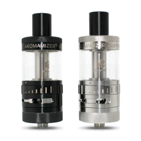 Aromamizer Supreme RDTA by Steam Crave. The Village Vaporette.