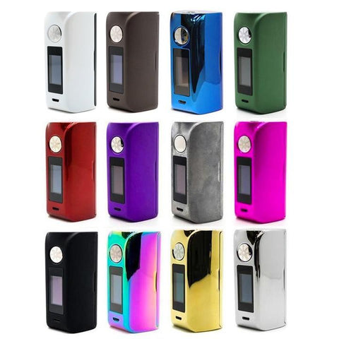 Asmodus Minikin V2 with Touch Screen, all colours. The Village Vaporette.