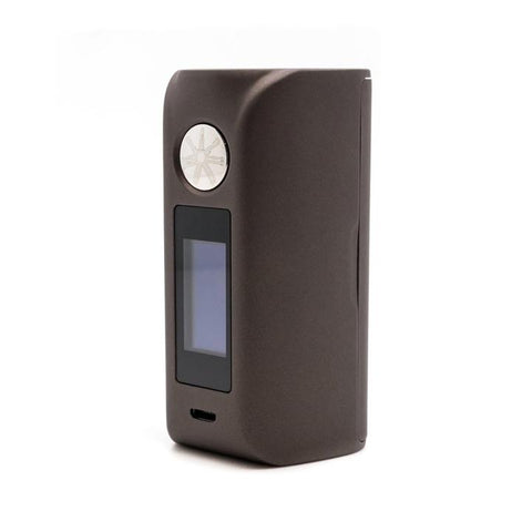 Asmodus Minikin V2 with Touch Screen, brown. The Village Vaporette.