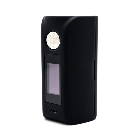 Asmodus Minikin V2 with Touch Screen, black. The Village Vaporette.