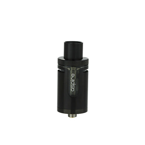 Aspire EXO Tank, black. The Village Vaporette.
