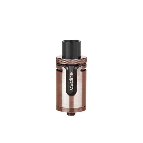 Aspire EXO Tank, bronze. The Village Vaporette.