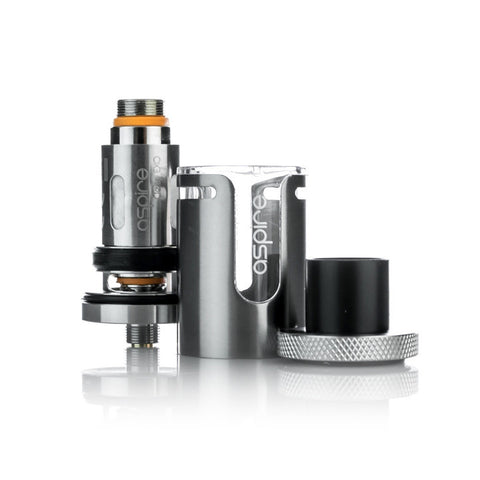 Aspire EXO Tank, parts. The Village Vaporette.