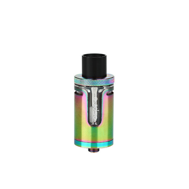 Aspire EXO Tank, rainbow. The Village Vaporette.