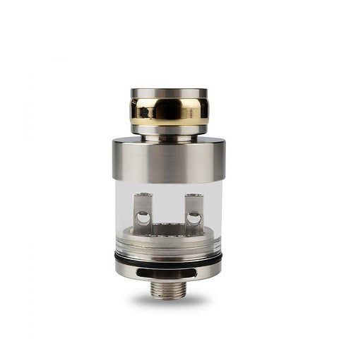 Coil Master Monstruito Flying Saucer RDA V2, without ring. The Village Vaporette.
