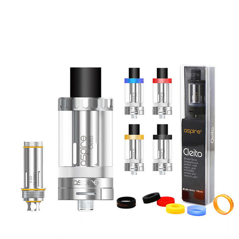 Aspire Cleito Tank. The Village Vaporette.