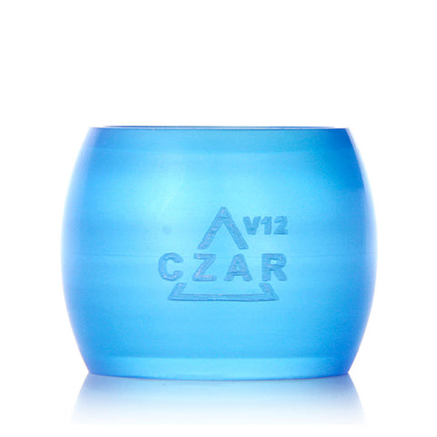 Czar American Made SMOK TFV12 8.5mL Expansion Tank, blue. The Village Vaporette.
