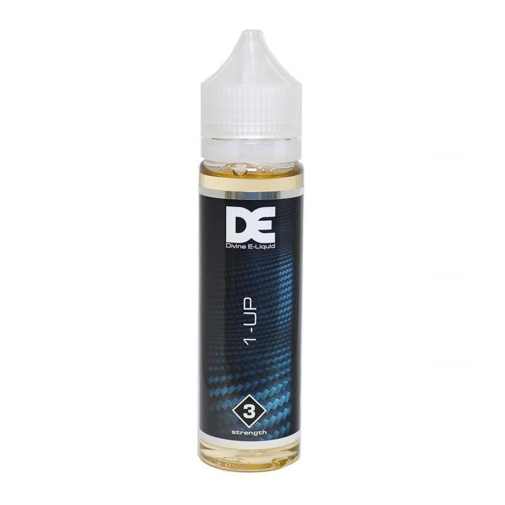 Divine ELiquid, 1 Up. The Village Vaporette.